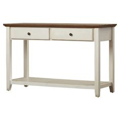 summers console table