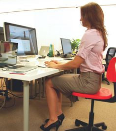 LUMOback helps remind you to sit up straight at work. Save $30 using lumoback discount code - https://www.facebook.com/LUMObackCouponCode