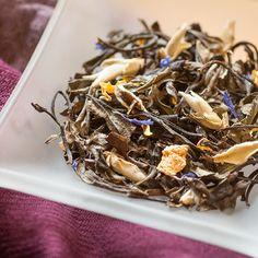Iced white tea: sweet, silky, smooth, and fruity.  Honeydew You Love Me   White Tea   TeaSource