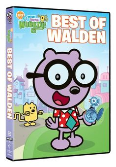 Wow Wow Wubbzy: Best of Walden DVD GIVEAWAY