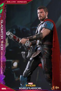 Gladiator Armor, Ragnarok Movie, Hits Movie, Sideshow Collectibles, Incredible Hulk, Latest Movies, Chris Hemsworth, Iron Man, Action Figures