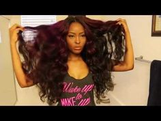 GRWM: L.A meet and greet! Hair waves for days, easy makeup tut - YouTube
