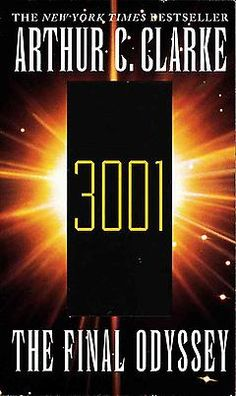 3001 The Final Odyssey by Arthur C. Clarke [Max]