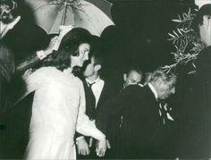 Wedding Jacqueline and Aristotle Onassis, 1968