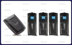 Studiohut 16 channel Wireless Radio Slave Flash Remote Trigger complete with 4 Receivers Kit