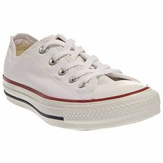 27fd4a70cf25a1 Converse Unisex Chuck Taylor All Star Low Top Optical White Sneakers – 7.5  B(M) US Women   5.5 D(M) US Men
