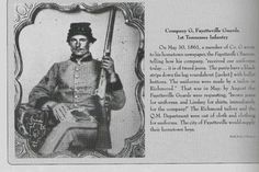 Turney's 1st Tennessee soldier.