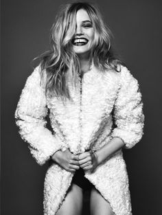 Georgia May Jagger by Kai Z Feng for Vogue Australia  aww adorbs