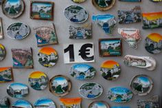 Old Town, Mostar, souvenirs