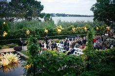 Photography: Apryl Ann Photography - aprylann.com Floral Design: Bows and Arrows - bowsandarrowsflowers.com Event Design: Urban Magnolia - urban-magnolia.com  Read More: http://www.stylemepretty.com/2013/07/30/dallas-arboretum-wedding-from-apryl-ann-photography/