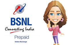 Recharge your Bsnl Prepaid Mobile Online easily with us and get  many coupons  and pack with the recharge  offers and also get free online coupon stuffs, Huge profits.