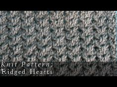 #5 Lacy Batwing Pullover, Vogue Knitting Holiday 2014 - YouTube