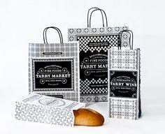 TarryMarket - The Dieline -