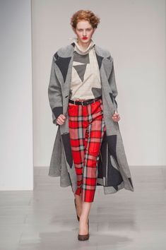 Vivienne Westwood at London Fall 2014