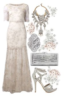 """""""An Austin Gala"""" by ellary-branden on Polyvore featuring Laura Cantu, Judith Leiber, Notte by Marchesa and Michael Antonio"""