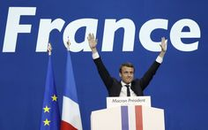 Félicitations Président Macron 🇳🇱🇳🇱🇳🇱 pour une Europe meilleure #Macron #presidentdeFrance #France #europe