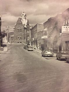 Mill Street, Almonte 1950s Ottawa, School Projects, Day Trip, Amazing Nature, Old Photos, Ontario, 1950s, Backyard, Canada