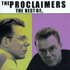 The first ever 'best of' from the twins of pop, The Proclaimers deliver aCD full of their best songs, including 'I'm Gonna Be Miles)' and'I'm On My Way'. Sunshine On Leith, The Proclaimers, New Radicals, Listen To Free Music, The Band Perry, Counting Crows, Let's Get Married, Music Library, Cd Album