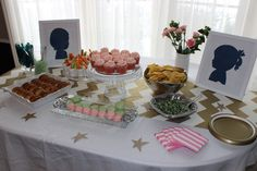 Mint and Pink Gender Reveal Party - Project Nursery