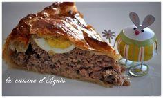 Pâté de pâques de cyril lignac, Recette Ptitchef