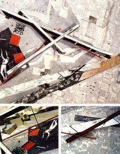 Daniel Libeskind, City Edge