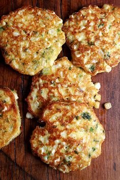 Corn Fritters | alexandra's kitchen- maybe I could make it vegan by subbing flax egg and leaving out yoghurt...we shall see