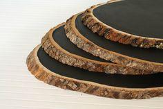 Barkboard™ Rustic Chalkboard - Olive Manna
