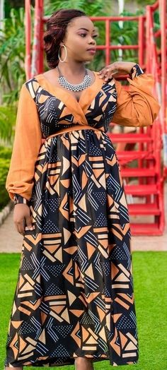Long African Dresses, Latest African Fashion Dresses, Dress Fashion, Maxi Dresses Uk, Plus Size Maxi Dresses, African Print Jumpsuit, African Blouses, African Inspired Fashion, Africa Fashion