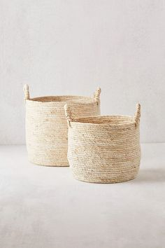 Slide View: 1: Lydia Woven Basket order one of each