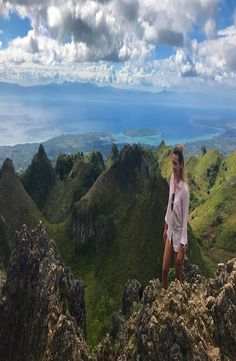 Osmena Peak is on the island of Cebu in the Philippines. It is the highest mountain in Cebu standing metres. Travel 2017, Cebu, Backpacking, Philippines, Grand Canyon, Island, Mountains, Pictures, Instagram