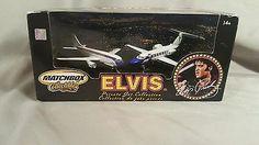 Matchbox Collectibles-Elvis Presley Private Jet Collection-2003 Mattel