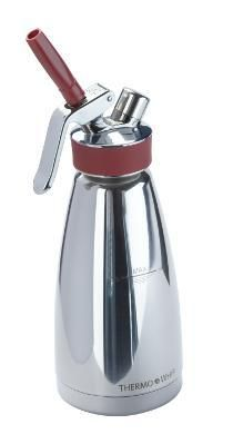 Gourmet Whip Siphon - iSi - Professional quality kitchen utensils and equipment Roasted Peanuts, Roasted Almonds, Mini Pancakes, Dried Mangoes, Mini Sandwiches, Baked Chips, Rich In Protein, Natural Peanut Butter, Gourmet