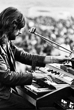 Pink Floyd - 18th September 1970 in California.