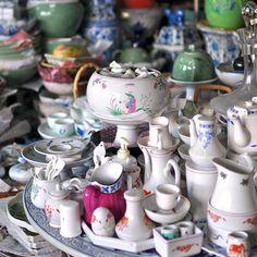 #teapots# HongKong