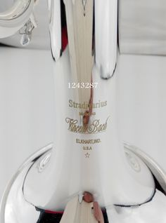 217.55$  Watch now - http://aliwpt.worldwells.pw/go.php?t=32782305023 - Top high quality musical instrument trumpet Bach B flat trumpet Bach LT180S-43 double silver musical instruments free shipping