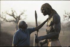 Giant of African art Ousmane Sow dies at 81 Ousmane Sow, George Custer, Leni Riefenstahl, Art Du Monde, Grand Art, Venice Biennale, Out Of Africa, Art Plastique, American Artists