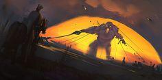 Gary Villarreal - Fall of the giants