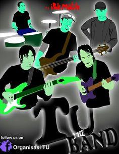@organisasitu the band Luigi, Band, Fictional Characters, Sash, Fantasy Characters, Bands