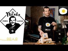 BOCATA DE CALAMARES (RECETAS TAKEAWAY) | UN NICOLA PARA LLEVAR Calamari, Recipes