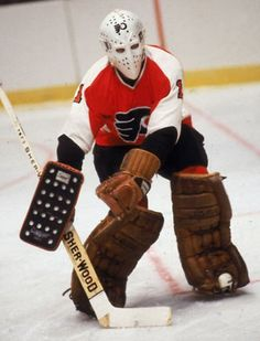 Bernie Parent | Philadelphia Flyers | NHL | Hockey