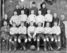 Print of Sheffield United Football Team, 1893