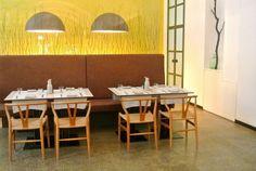 Restaurant Labstelle - kek in wien Restaurant, Lokal, Geisha, Conference Room, Furniture, Home Decor, Vienna, Decoration Home, Room Decor