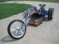 custom trikes | YouTube - VW trike Trikelops Custom Trikes