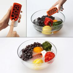 A water sterilizer for your fresh foods. | 26 Products You Can't Believe Don't Exist Yet
