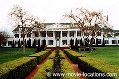 Gone With the Wind filming location: Culver Studios, Washington Boulevard, Culver City, Los Angeles Places To Travel, Places To Go, Gorgeous Movie, Georgia On My Mind, Clark Gable, Plantation Homes, City Of Angels, Gone With The Wind, 10 Year Old