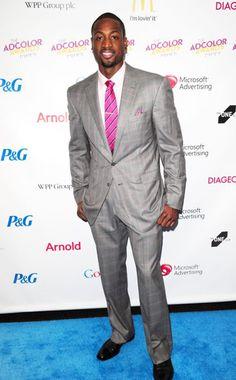 Dwyane Wade, Best Dressed