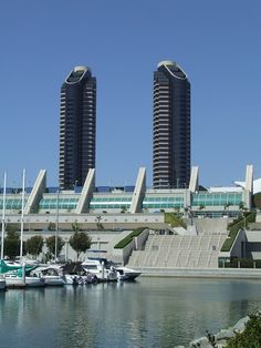 The San Diego Convention Center, award-winning conference center located right next door to the San Diego Marquis & Marina #sandiego #convention
