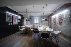 foorni.pl | Restauracja u Kretschmera – EC-5 ARCHITEKCI Luiza Jodłowska