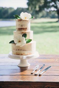 Magnolia Cake, Magnolia Wedding, Brunch Wedding, Our Wedding, Dream Wedding, Wedding Blog, Wedding Venues, Wedding Reception, Wedding Stuff