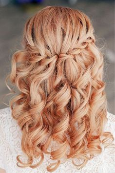 Wedding Hairstyles With Braids  Styles : Wedding Hairstyles With A Braid On The Side